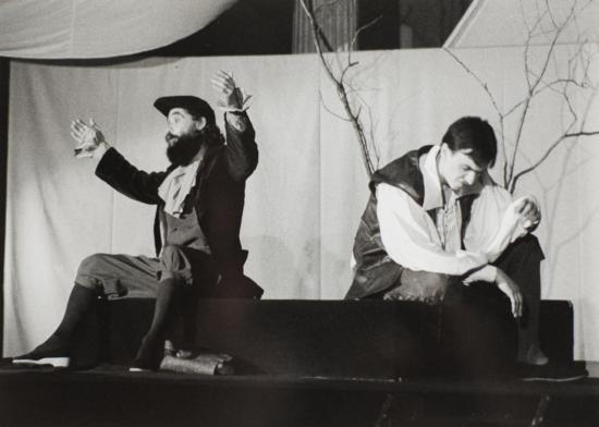 Jacques le fataliste (1984)