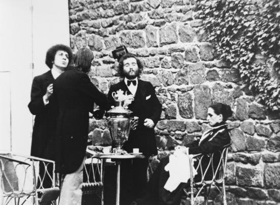 Les ennemis (1977)